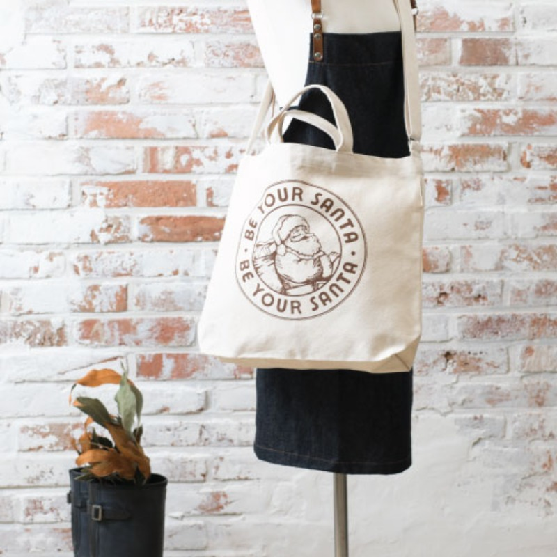 TWO WAY TOTE-BAG(IVORY)